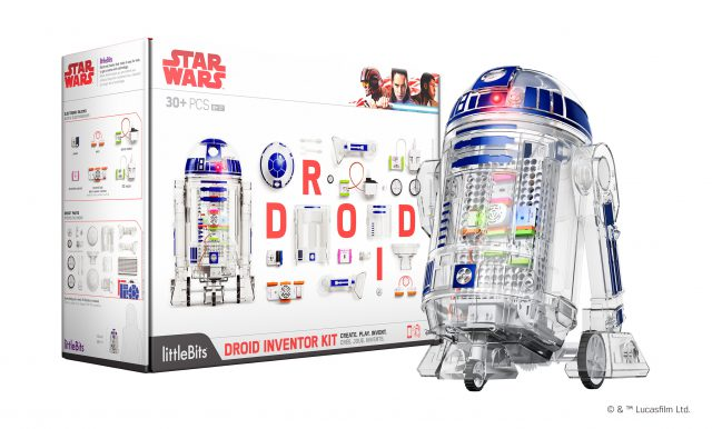 littleBits DROID INVENTOR KIT